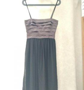 Платье Zara р-р xs