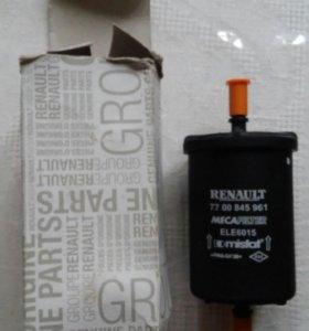 Топливный фильтр новый для RENAULT