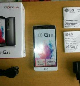Смартфон LG G3 s.