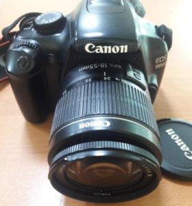 Canon EOS 1100D kit 18-55dc (ме:051126)