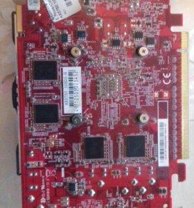 Видеокарта PowerColor Radeon HD 5750 AX5750 1GBD5-