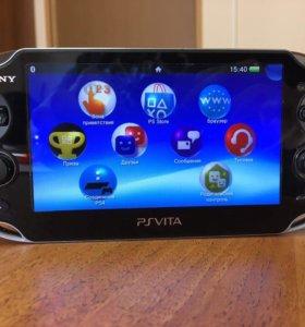Игровая приставка PlayStation Vita