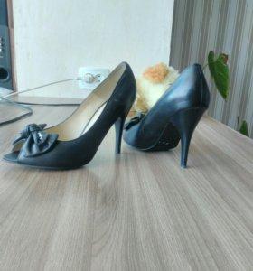 Туфли кожа 35