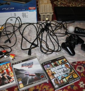 Sony PlayStation 3 super slim 500 gb торг