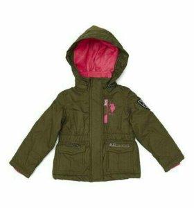 Куртка детская новая U.S. Polo Assn.
