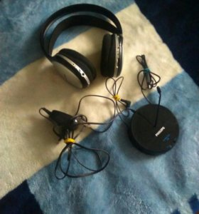Наушники Philips SHC5100\10 Black