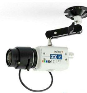 Камера видеонаблюдения Infinity Новая