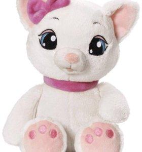 Интерактивная мягкая игрушка Ласковый котёнок