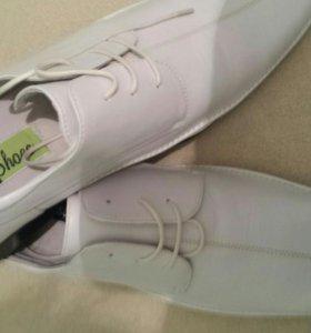 Немецкие новые туфли