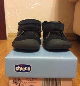 Детские ботинки Chicco p19