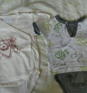 Пакет детских вещей 74-80р.