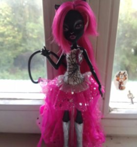 Monster High Кэти