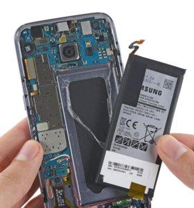 Замена и продажа АКБ Samsung