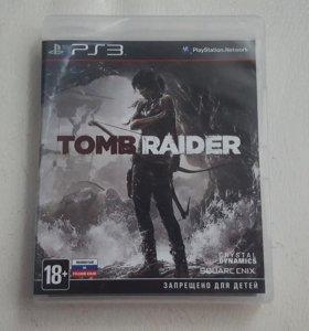 PS3. Tomb Raider. Обмен.