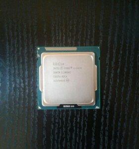 Процессор intel core i5 3470 на 1155 сокет