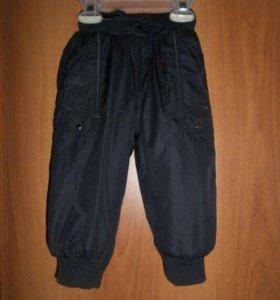 Новые фирменные демисезонные штаны