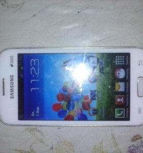 Samsung star plus s 7262