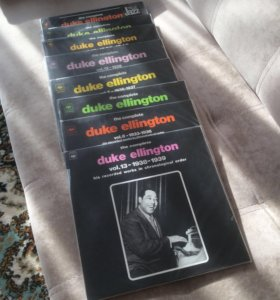 Виниловые пластинки Duke Ellington the complete