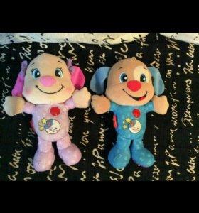 Развивающие игрушки Fisher Price для сна