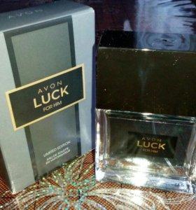 Туалетная вода Avon Luck мини версия
