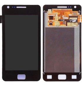 Samsung S2(S2+) Экраны