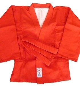 Продается новая форма для самбо и дзюдо