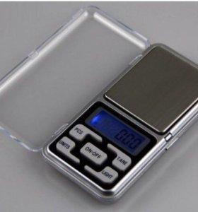 Электронные весы, мини