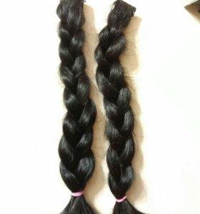 Натуральные волосы (коса) Angelohair