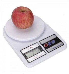Кухонные весы SF-400 10 кг - 5 грамм