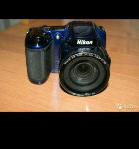 Фотоаппарат Nikon Coolpix L820.