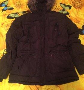 Куртка зима мужская 56 размер