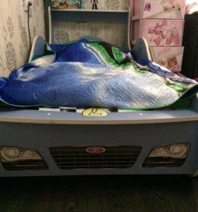 Кровать. Машина СРОЧНО 📍📍📍