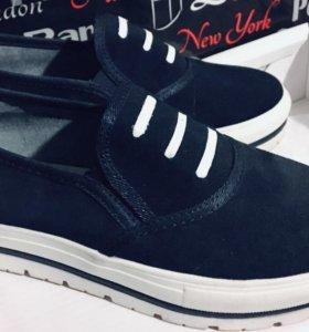 Полуботинки ботинки женские