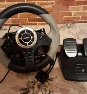 Игровой руль Mad Rider