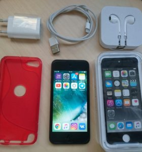 iPod touch 6 на 32Gb Space Gray