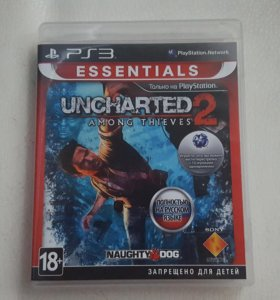 PS3. Uncharted 2. Обмен.