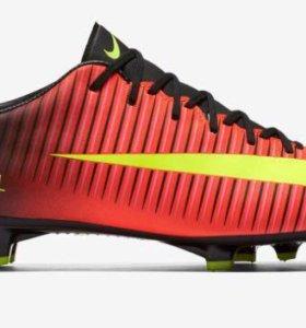 Nike Mercurial .43 размер.