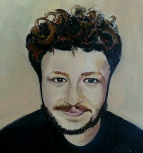 Рисую портреты и картины