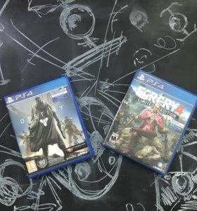 Far Cry 4, Destiny