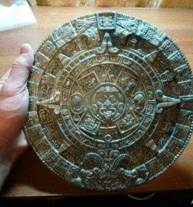 Панно календарь майя