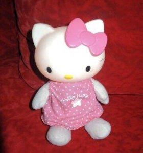 Hello Kitty ночник-игрушка музыкальный