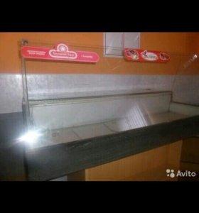 Холодильная камера, торговое оборудование