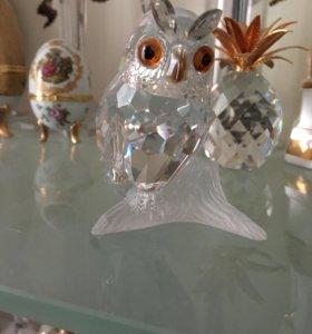 Swarovski сова