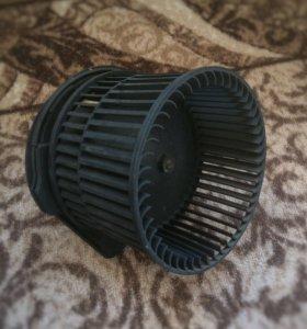 Двигатель отопителя (моторчик печки) Opel Vectra B