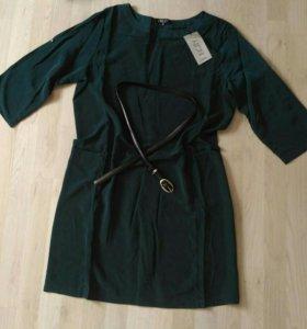 Платье Инсити новое рукав трансформер