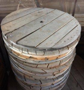 Заготовки под бухты (катушки), цена за м3 дерева!