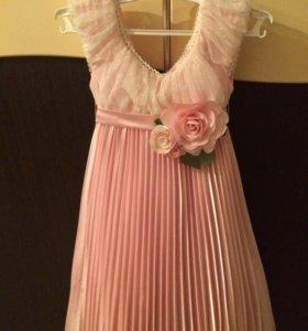 Платья для девочки рост 110 - 116