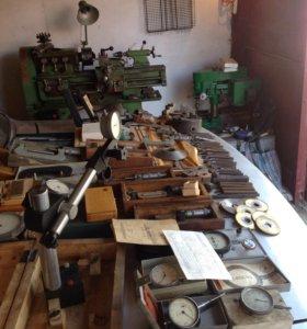 Инструменты для токаря