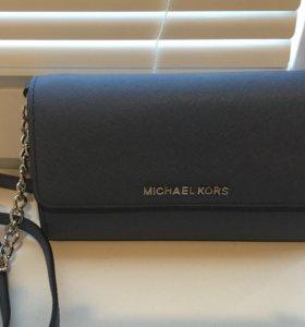 Новая кожаная сумка Michael kors, оригинал