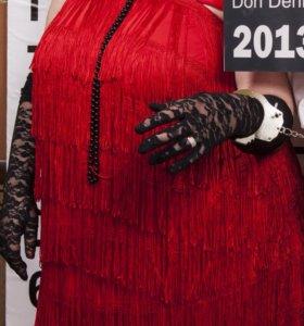 Платье в стиле Чикаго (гангстеры)